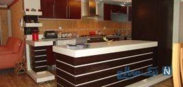 جدیدترین ایده ها برای طراحی آشپزخانه مدرن و شیک ایرانی+تصاویر