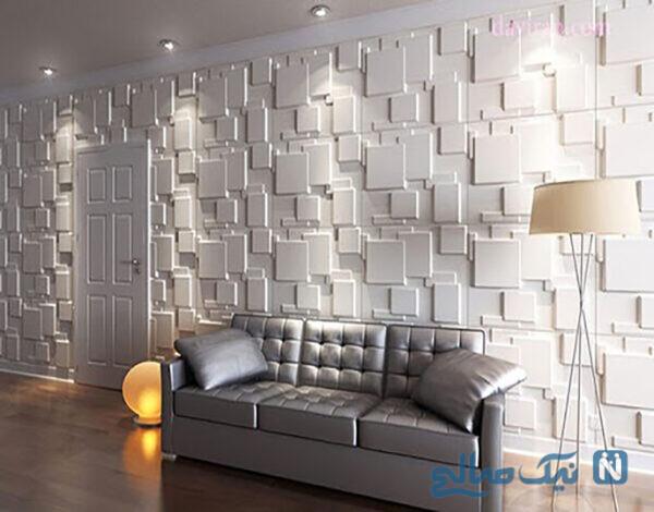 مقایسه کاغذ دیواری با دیگر دیوارپوش ها