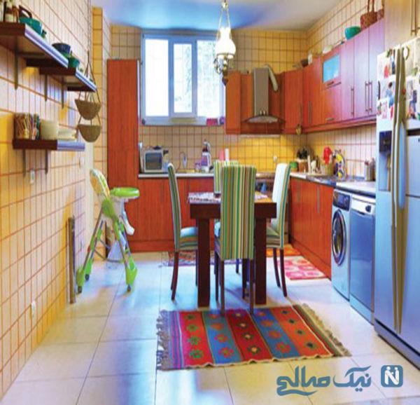 خانه نیما کرمی و زینب زارع