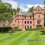 دکوراسیون قلعه ی بسیار زیبای تیلور آلیسون خواننده مشهور آمریکایی