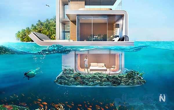 آپارتمانهای شناور
