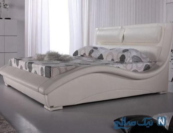 مدل تخت خواب دونفره مدرن