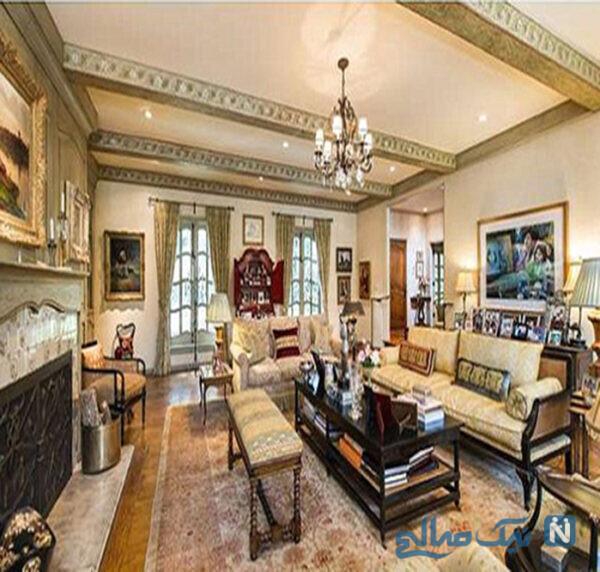 خانه ی با قیمت ۱۰ میلیون دلارOzzy Osbourne
