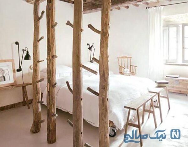 پردههای چوبی