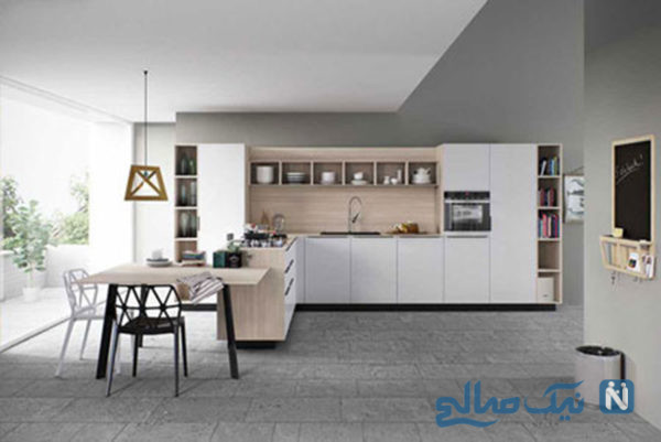 تمیزی آشپزخانه