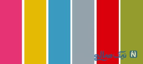 با ترکیب رنگ های زیبا، تابستان را به خانه خود بیاورید+تصاویر