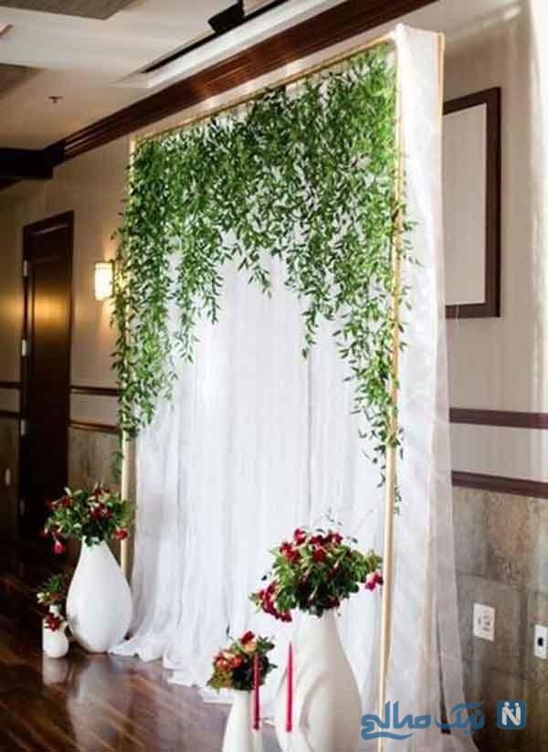 تزیینات جشن عروسی