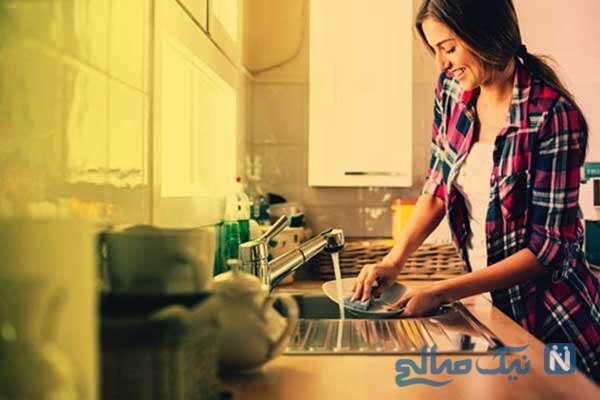 خانه ای بی نقص آنها تمیز کاری را لذت بخش می کنند