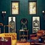 دکوراسیون خانه جس فرگوسن بازیگر مشهور آمریکایی