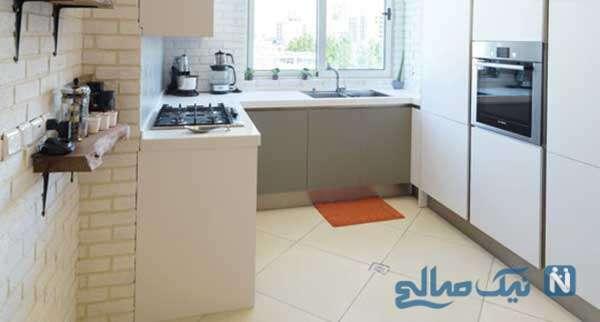 ایده ای نو برای کابینت های خانه