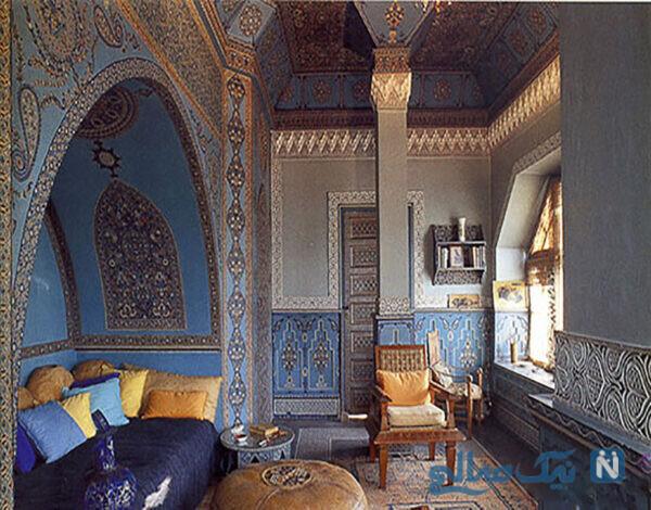 سبک دکوراسیون داخلی مراکشی