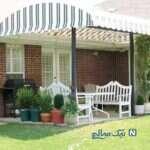 فضای بیرونی خانهتان را رمانتیک و لذت بخش بچینید