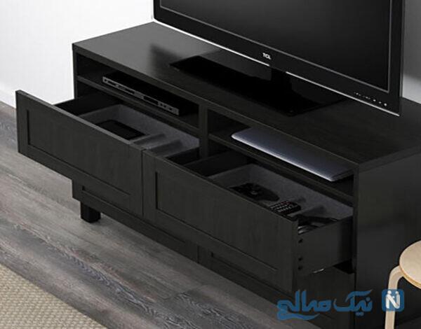 میز تلویزیون با طراحی خاص و بی نظیر