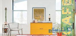 همه ی خواسته های خود برای زیبایی خانه را در دکوراسیون تلفیقی بیابید