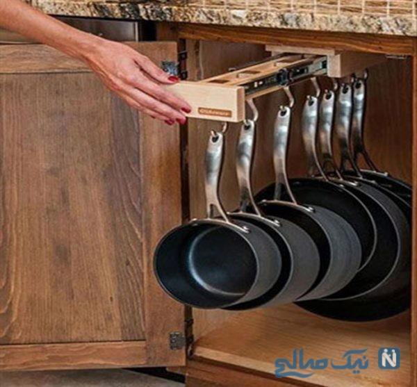 دکوراسیون آشپزخانه حرفه ای