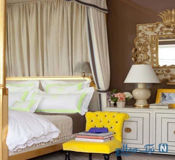 استفاده از رنگ های جسورانه در دکوراسیون خانه