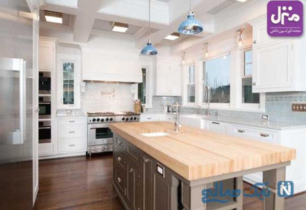 امکانات مدرن آشپزخانه