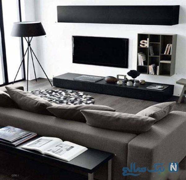 ایده های طراحی اتاق نشیمن