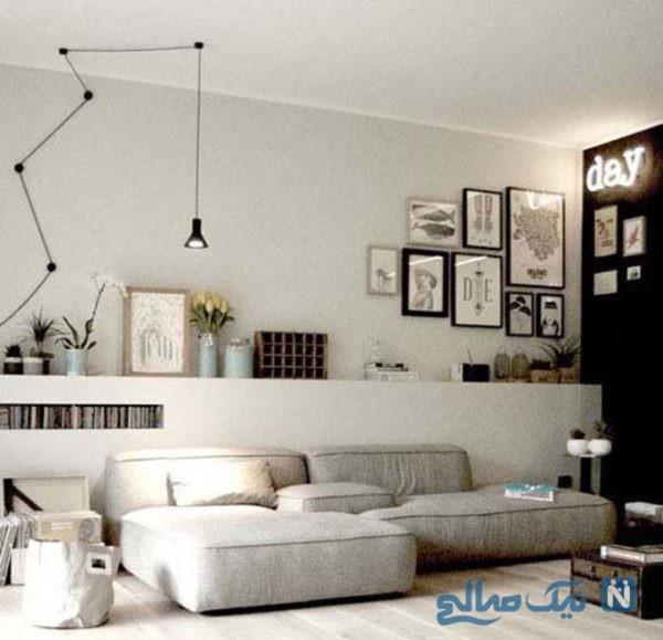ایده طراحی اتاق نشیمن
