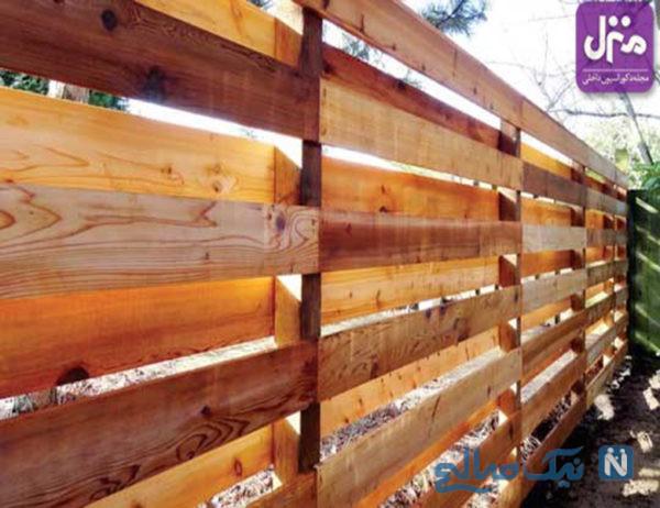لوورهای چوبی