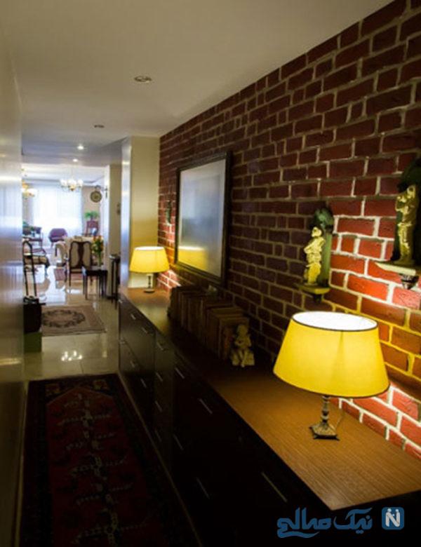 دکوراسیون خانه به سبک کلاسیک