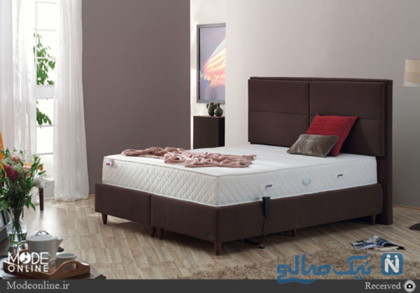 چطور یک تختخواب اتاق شما را باشکوه میکند؟ +تصاویر