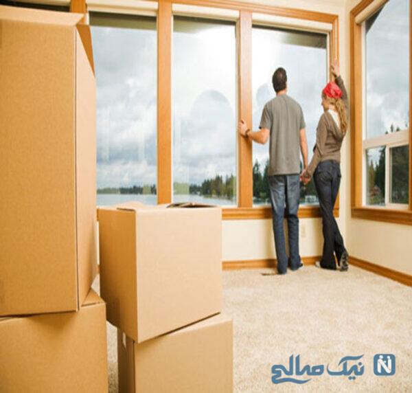 راهنمای اسباب کشی منزل