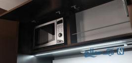 چیدمانی شگفت انگیز برای آشپزخانه کوچک شما/ جادوگری برای آشپزخانه های کوچک+تصاویر