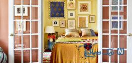 چیدمان زیبا و هوشمندانه برای فضای خانه، با الهام از این اقامتگاه مشهور