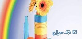 باور می کنید، این وسایل زیبا از زباله های بازیافتی تهیه شده اند! +تصاویر