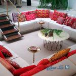 خانه خود را با دکوراسیون زیبای پاییزی جذاب و رنگارنگ کنید+تصاویر