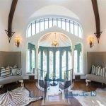 شیک ترین ترفندهای دکوراسیونی هنرمندان مشهور برای ساختن خانه میلیاردی+تصاویر
