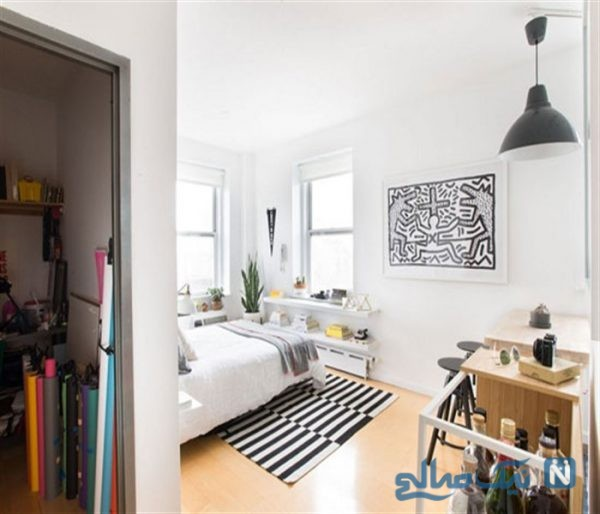 چیدمان آپارتمان کوچک