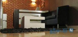 کاربرد کاغذ دیواری در فضاهای داخلی مختلف، خانه خود را کاغذ دیواری متحول کنید +تصاویر