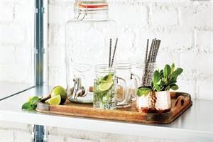 گلخانه ای دوست داشتنی برای شیک شدن دکوراسیون آشپزخانه شما+تصاویر