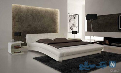 اتاق خواب های خلاقانه