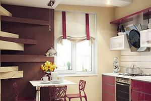 ایده هایی بسیار شیک برای پرده آشپزخانه مدرن و لوکس+تصاویر