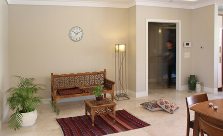 روشن کردن فضای خانه