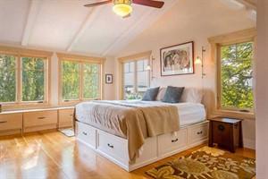 بااین نکات اتاق خواب خود را بزرگ و رویایی کنید+تصاویر