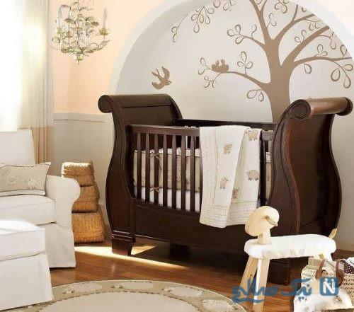 اتاق مشترک کودک دختر و پسر