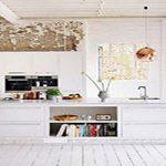 برای نورپردازی میز آشپزخانه، این مدل چراغهای آویز را انتخاب کنید +تصاویر