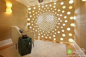 جذاب ترین و زیباترین مدل های اتاق مدیتیشن +تصاویر