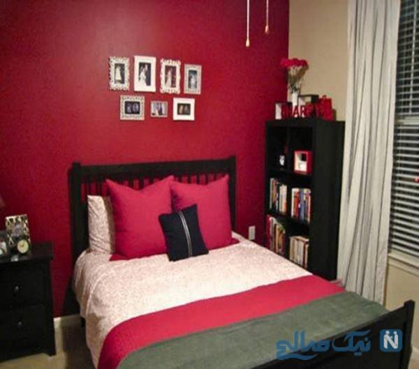 خصوصی ترین اتاق خانه را عاشقانه طراحی کنید +تصاویر