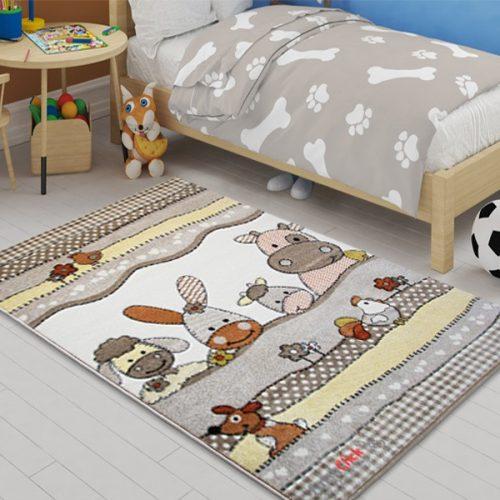 انتخاب فرش اتاق کودک