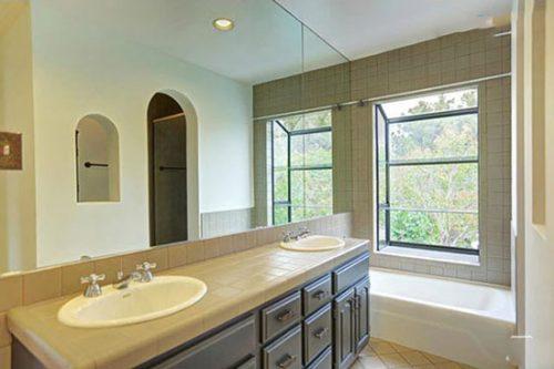 دکوراسیون خانه زیبای Nikki Reed