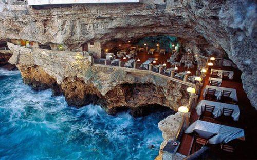 رستوران های جالب و منحصر به فرد