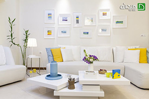 سادگی خانه زوج جوان معمار، که آرامش خاصی به آدم هدیه می کند +تصاویر