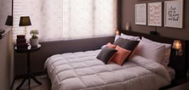 پرطرفدار ترین و جذاب ترین رنگ اتاق خواب نوعروس +تصاویر