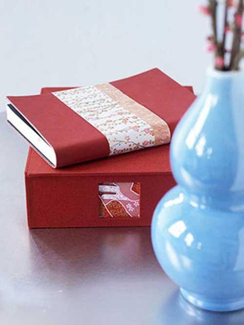 جادوی پارچه و کاغذ در شیک شدن دکوراسیون منزل +تصاویر
