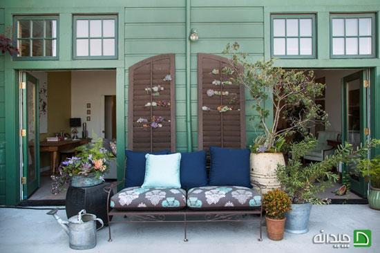 ایده هایی برای آوردن گل و گیاه به خانه بدون حیاط +تصاویر